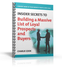 Building a Massive List of Prospects and Buyers