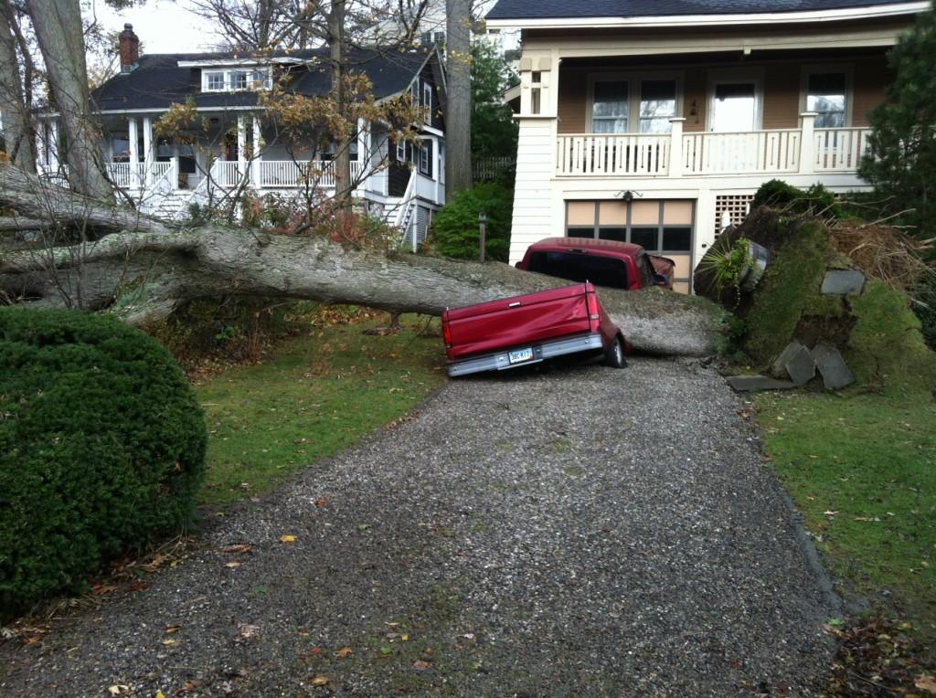 Hurricane Sandy Pics